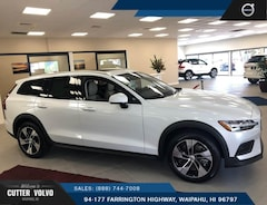 New 2020 Volvo V60 Cross Country T5 Wagon YV4102WK2L1032937 in Waipahu, HI