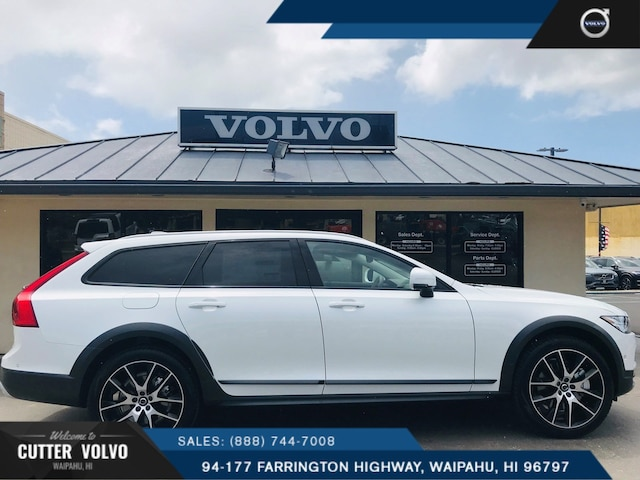 New 2020 Volvo V90 Cross Country For Sale At Cutter Volvo Cars