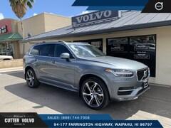 New 2019 Volvo XC90 T6 Momentum SUV YV4A22PK7K1457335 in Waipahu, HI