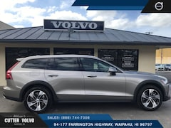 New 2020 Volvo V60 Cross Country T5 Wagon YV4102WK8L1030836 in Waipahu, HI