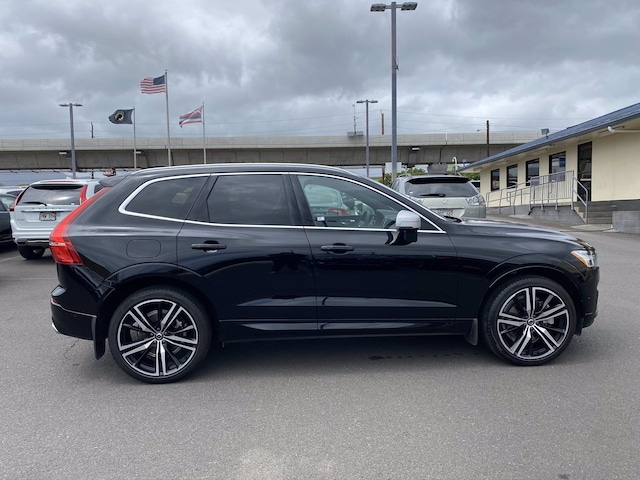 Featured Pre-owned 2019 Volvo XC60 T6 R-Design SUV for sale in Waipahu, HI