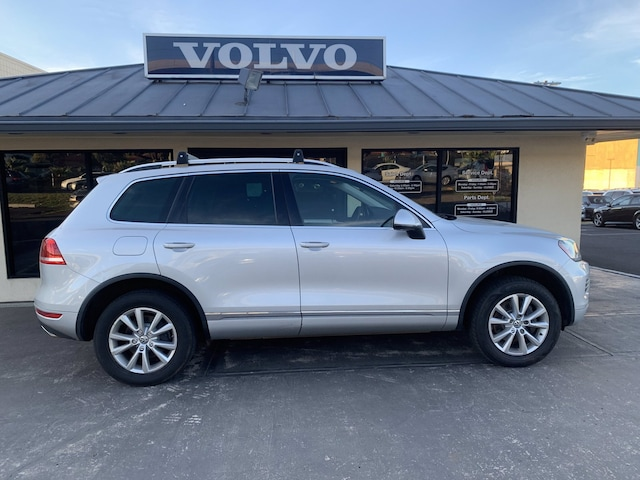 Featured Pre-owned 2013 Volkswagen Touareg TDI Sport w/Navigation SUV for sale in Waipahu, HI