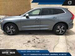 New 2019 Volvo XC60 T6 R-Design SUV YV4A22RM8K1338160 in Waipahu, HI