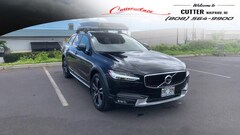 New 2018 Volvo V90 Cross Country T5 AWD Wagon YV4102NK8J1017986 in Waipahu, HI