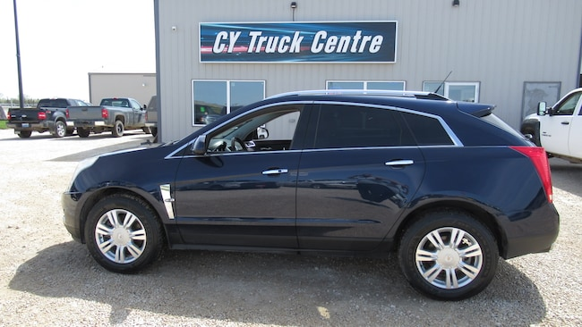 2011 Cadillac SRX Luxury and Performance Collection SUV