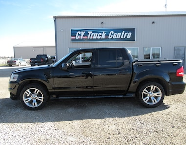 2008 Ford Explorer Sport Trac Adrenalin SUV