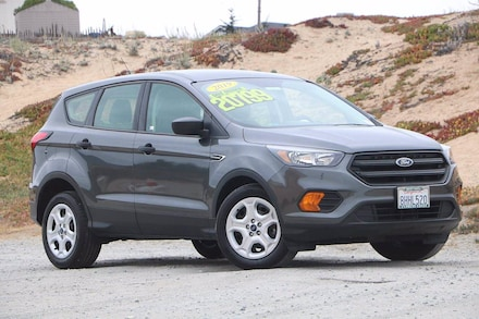 Featured Used 2019 Ford Escape S SUV FWD for Sale in Marina, CA