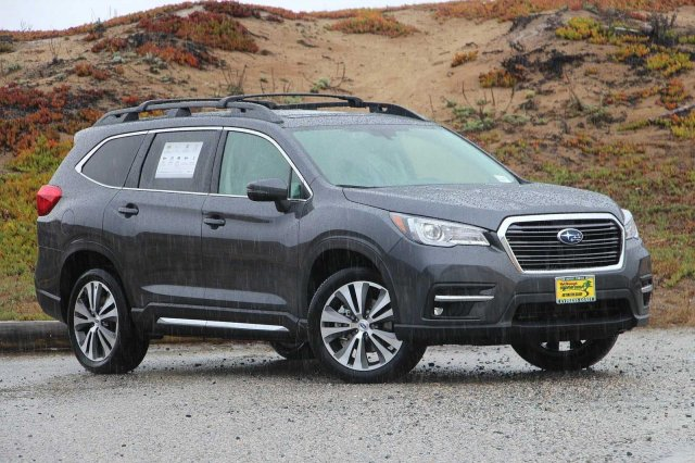 Featured New 2020 Subaru Ascent Limited 7-Passenger SUV for Sale in Seaside, CA