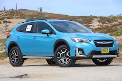 New 2020 Subaru Crosstrek Hybrid SUV For Sale in Seaside