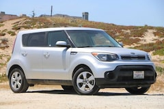 Bargain Used 2017 Kia Soul Base Hatchback For Sale in Seaside