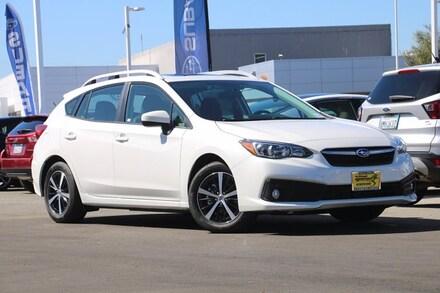 Featured New 2022 Subaru Impreza Premium 5-door for Sale in Seaside, CA