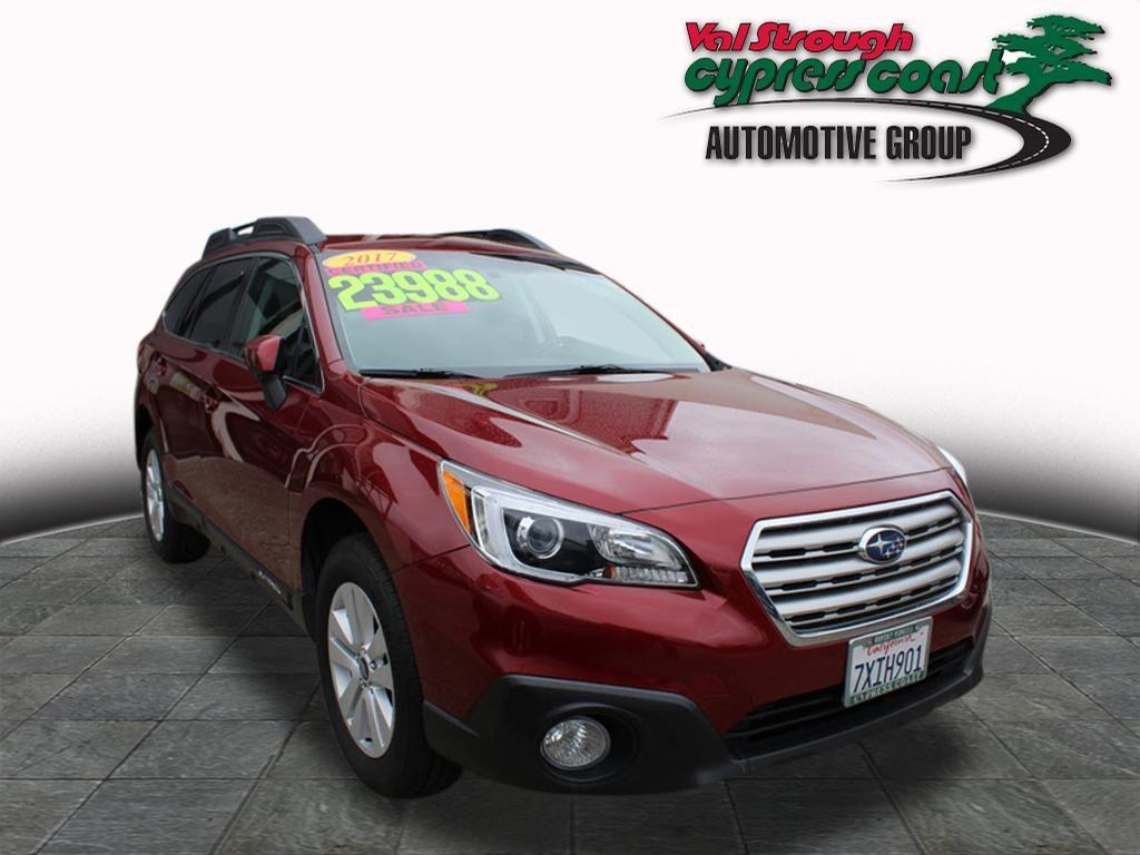 2017 Subaru Outback 2.5i Premium with SUV
