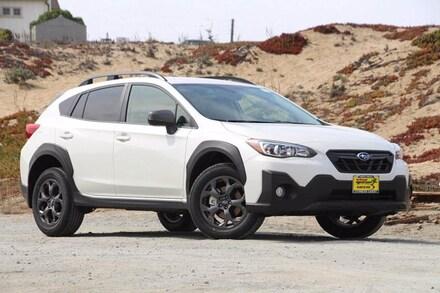 Featured New 2021 Subaru Crosstrek Sport SUV for Sale in Seaside, CA