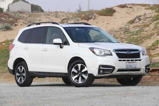 Used 2017 Subaru Forester Limited Sport Utility for sale near Salinas, CA