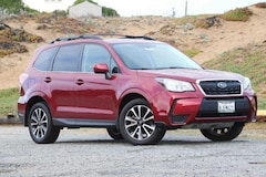 Certified Pre-Owned 2018 Subaru Forester Premium Sport Utility For Sale in Seaside