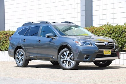 Featured New 2021 Subaru Outback Limited SUV for Sale in Seaside, CA
