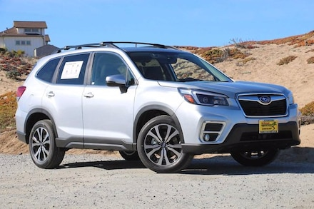 Featured New 2021 Subaru Forester Limited SUV for Sale in Seaside, CA