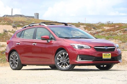 Featured New 2020 Subaru Impreza Limited 5-door for Sale in Seaside, CA