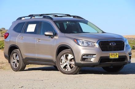 Featured New 2020 Subaru Ascent Premium 7-Passenger SUV for Sale in Seaside, CA