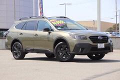 2021 Subaru Outback Onyx Edition XT Sport Utility For Sale in Seaside