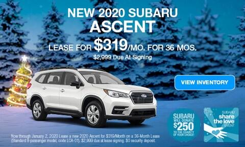 December | 2020 Ascent