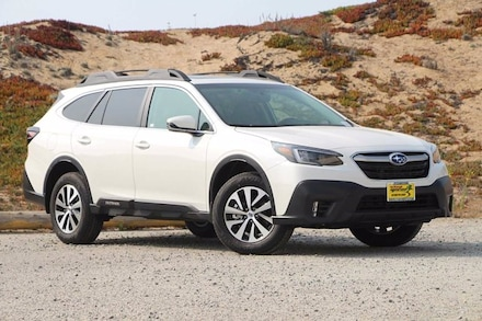 Featured New 2020 Subaru Outback Premium SUV for Sale in Seaside, CA