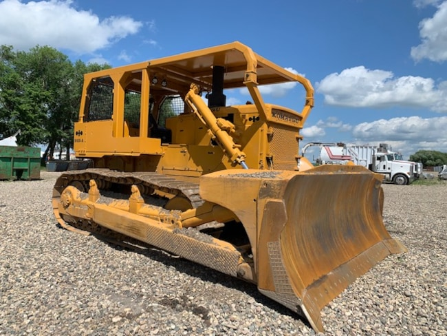 Used 1978 KOMATSU D155A-1 For Sale at Cypress Construction