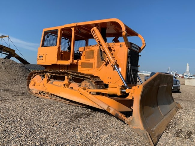 Used 1980 KOMATSU D 155A-1 For Sale at Cypress Construction