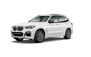 New 2018 BMW X3 M40i SUV Dealer in Milford DE - inventory
