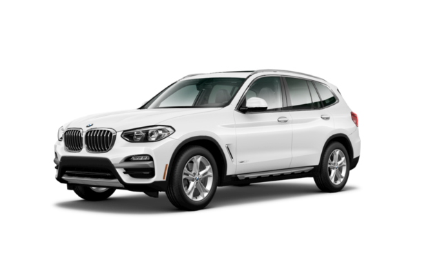 New 2018 BMW X3 xDrive30i AWD SUV Shrewsbury