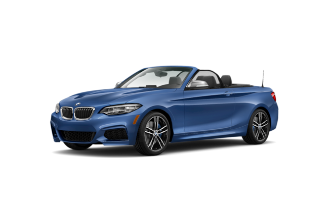 2018 BMW 2 Series M240i Xdrive 2dr Car