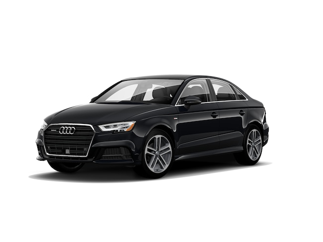 New 2019 Audi A3 Sedan 2.0T Premium Plus 2.0 TFSI Premium Plus quattro AWD WAUJEGFFXK1019868 near Chicago