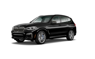 New 2018 BMW X3 M40i SAV