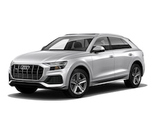 New 2019 Audi Q8 3.0T Premium SUV for sale in Paramus, NJ at Jack Daniels Audi of Paramus