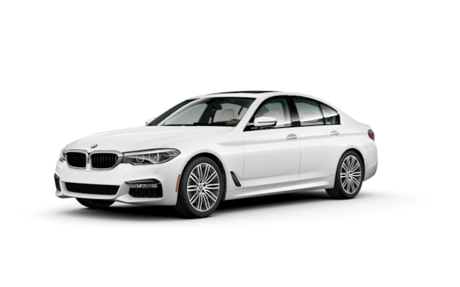 New 2018 BMW 540i xDrive Sedan for sale/lease in Glenmont, NY