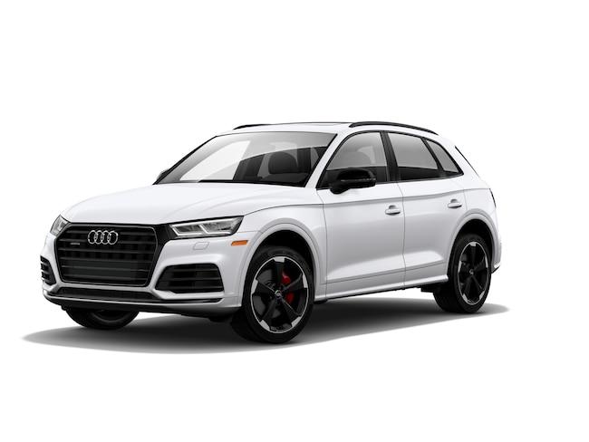 New 2019 Audi SQ5 3.0T Premium Plus 3.0 TFSI Premium Plus WA1B4AFY9K2007126 near Chicago
