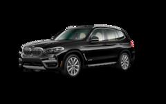 2018 BMW X3 xDrive30i SUV [25Y, ZDA, ZCV, 508, 494, 609]