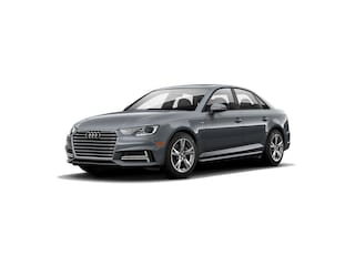 2018 Audi A4 2.0T Tech ultra Premium Sedan