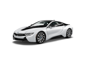 2017 BMW i8 Coupe Coupe