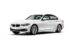 New 2018 BMW 320i Sedan B181201 in Santa Rosa, CA