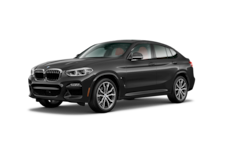 2019 BMW X4 xDrive30i Sports Activity Coupe 8 speed automatic
