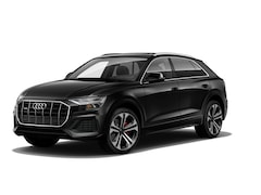 2019 Audi Q8 Premium Plus Sport Utility Vehicle For Sale in Costa Mesa, CA