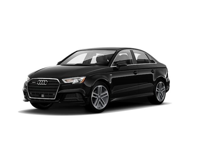 New 2018 Audi A3 2.0T Premium Plus Sedan WAUJ8GFF4J1027387 Near Los Angeles