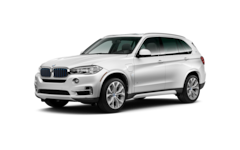 2018 BMW X5 eDrive xDrive40e iPerformance SAV 8 speed automatic
