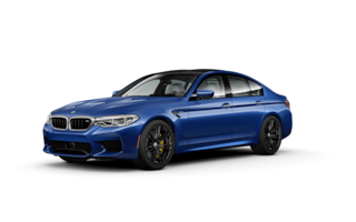 New 2018 BMW M5 Sedan in Studio City near LA