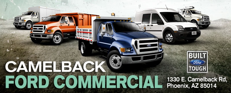 Ford Commercial Vehicles Contact Commercial Department