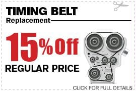 Timing Belt Service