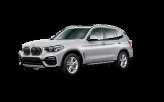 New 2018 BMW X3 SUV Kingsport, TN