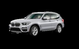 2018 BMW X3 xDrive30i SUV 5UXTR9C59JLC82526