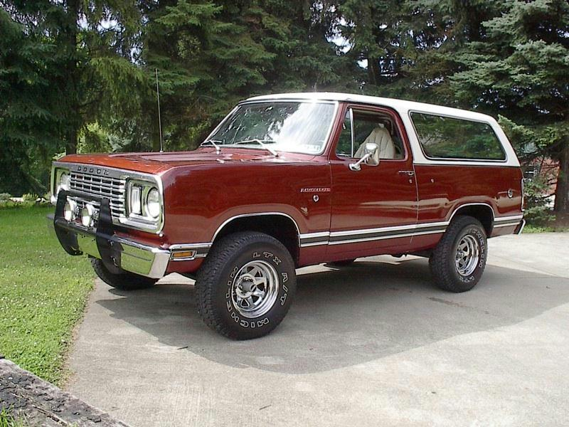 Dodge History 1970 1979 Country Chrysler Dodge Ram Jeep